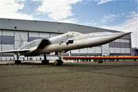 Roll-out of the Tupolev Tu-22M3M