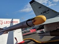 Aereo M-346 Fighter Attack di Leonardo