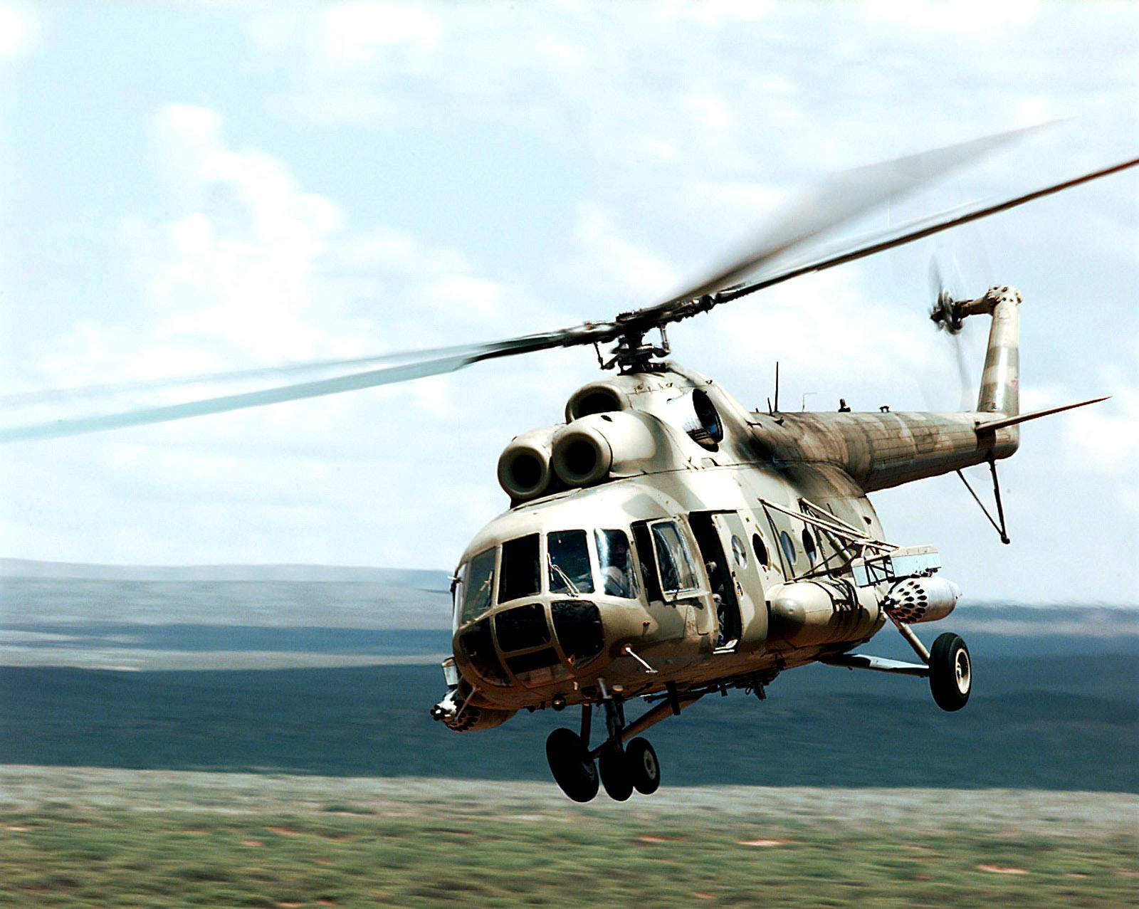 Elicottero 8 : Avionews world aeronautical press agency un elicottero mil mi