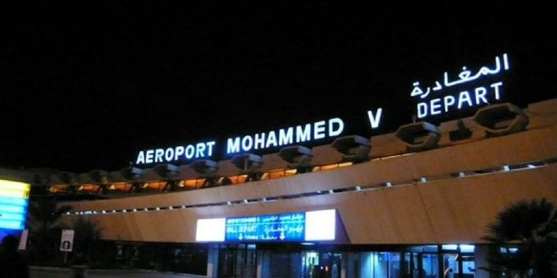 Image result for Mohammed V International Airport